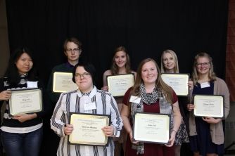 Psychology Scholarship Awards Banquet